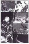 Last page of Hellboy by kse332