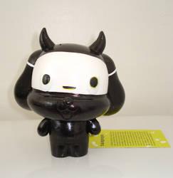 Osaka Popstar Custom Devil Dog by camilladerrico