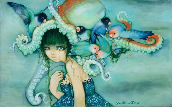 Loveless Bird by camilladerrico