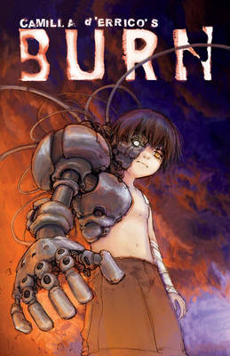 BURN is now a Graphic Novel