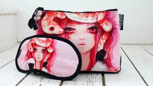 Eye Mask and Mini Bag by camilladerrico