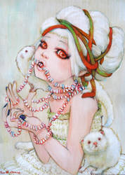 Jovi's Antoinette by camilladerrico