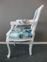 Loveless Bird Antique Chair 2 by camilladerrico