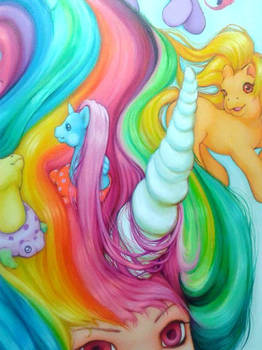My Little Pony - WIP