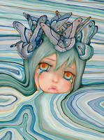 Pool Of Tears by camilladerrico
