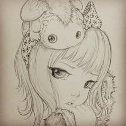 Dragon Girl by camilladerrico