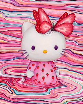 Kitty Berry Kiss Kiss