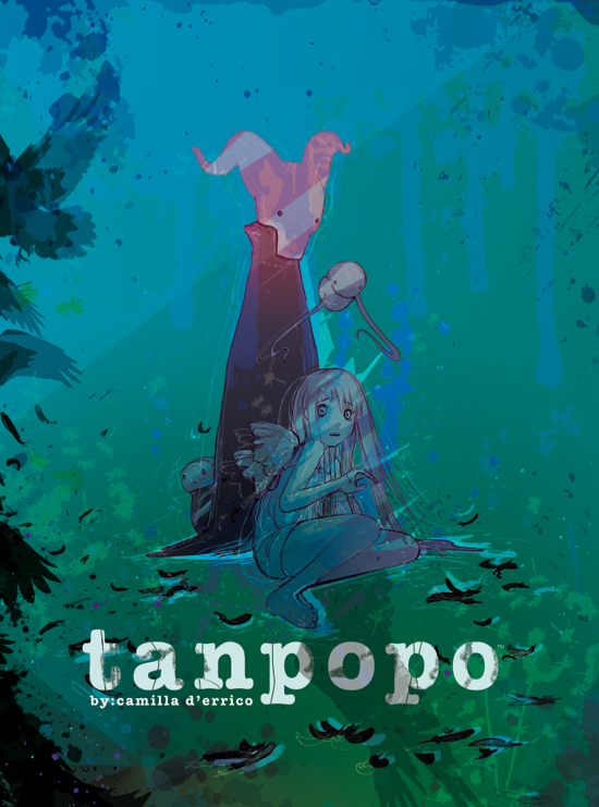 Tanpopo Graphic Novel 2 by camilladerrico