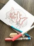 Sunday drawing wip