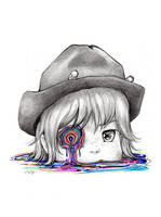 Swirl (Carl Grimes) by camilladerrico