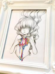 The Heart Thief by camilladerrico