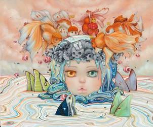 La Madre  by camilladerrico