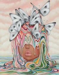 Eye Sea Hue by camilladerrico