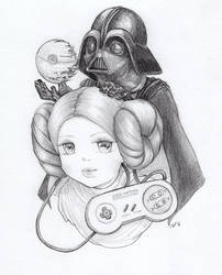Star Wars Commission by camilladerrico