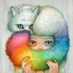 Foxy Lady by camilladerrico