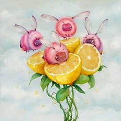 Pink Lemonade by camilladerrico