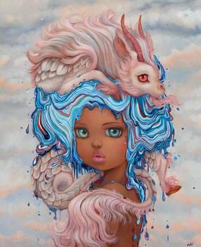 Little Miss Goo by camilladerrico
