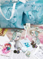 20th Conniversary Sdcc2018 bag by camilladerrico