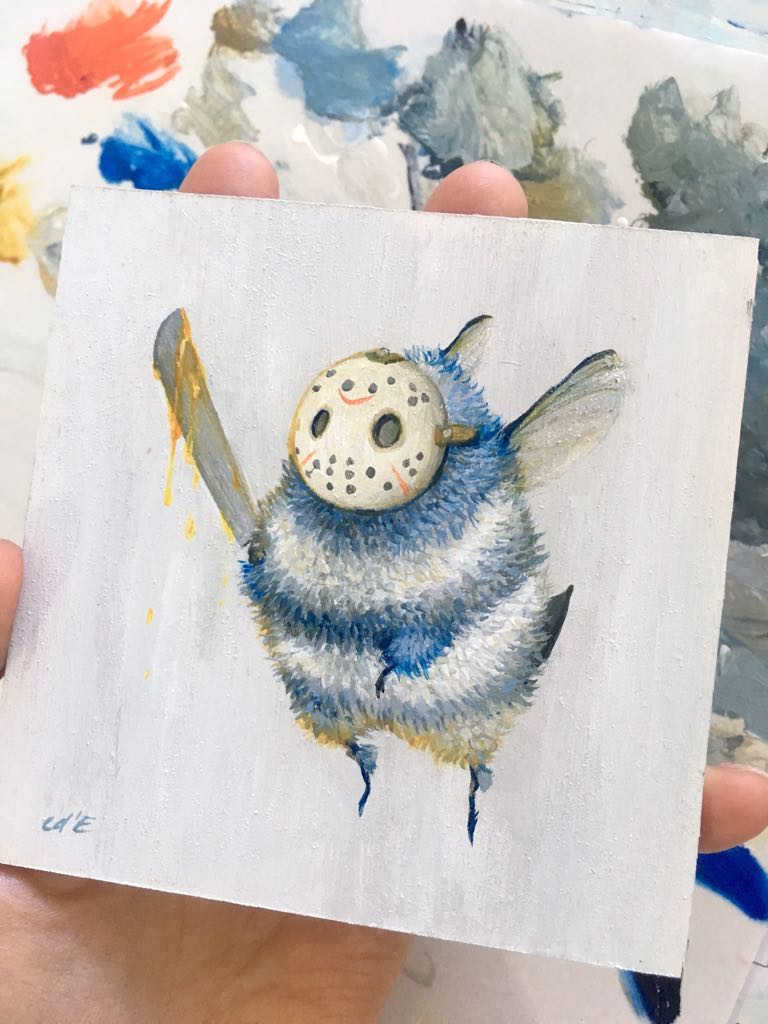 Jason Voorbees by camilladerrico