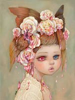 Rosa by camilladerrico