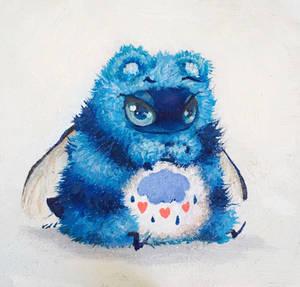 GrumpBee Bear
