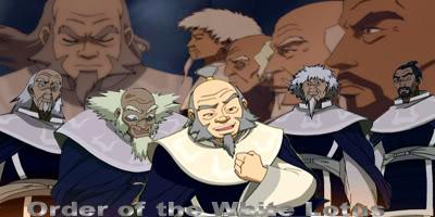 Order Of The White Lotus By Sokkaswordsman On Deviantart