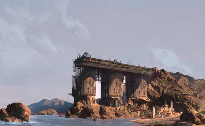 City Of Wonderkoll by TetaMonja