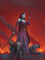 Vampire Contessa