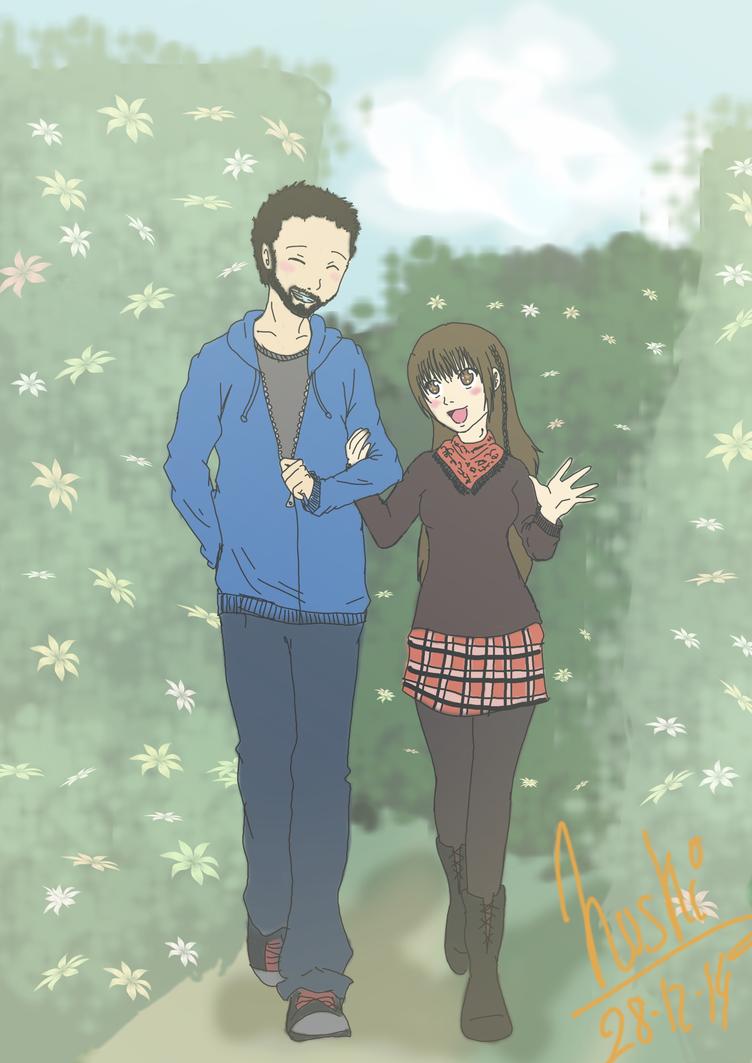 Walk by Nuskineta