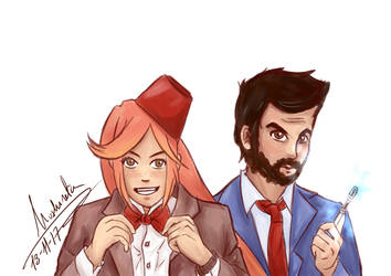 Doctor Who? by Nuskineta