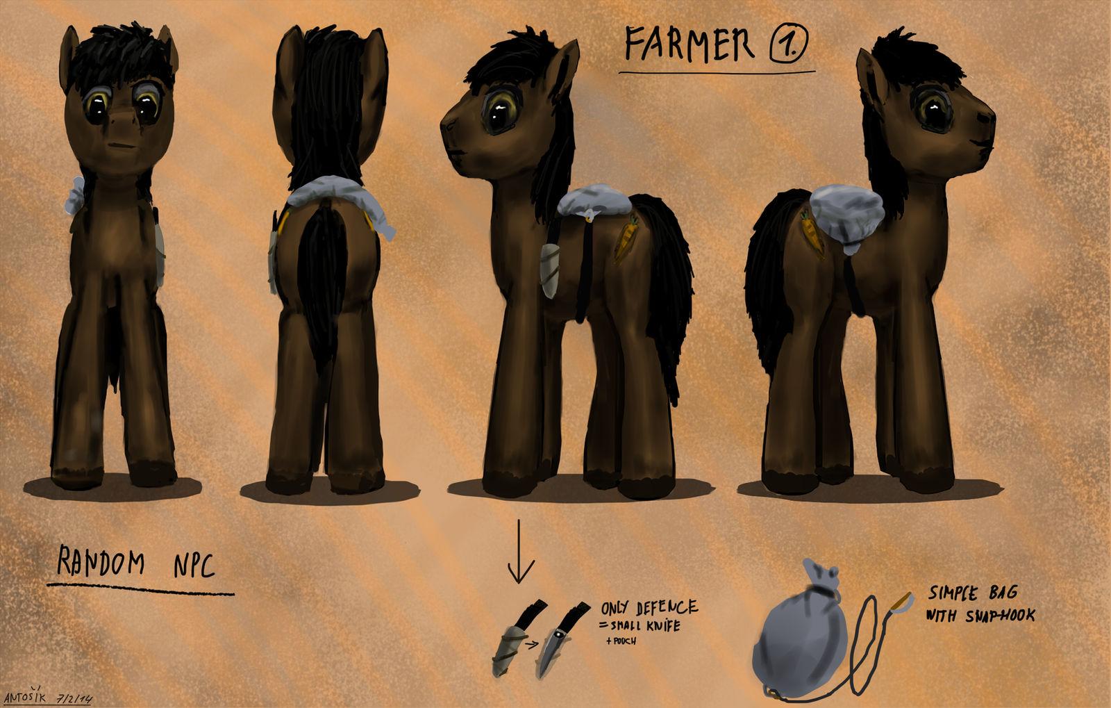 Wastelander Farmer