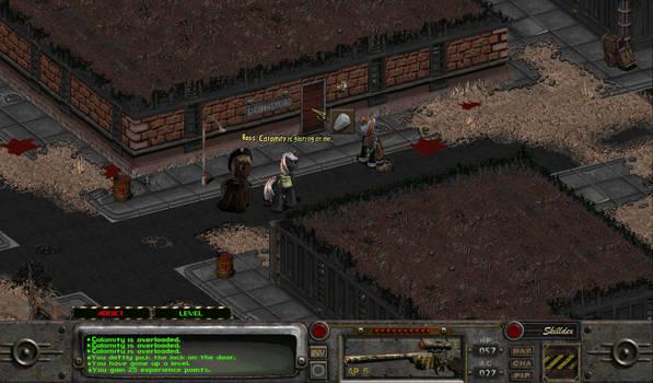 Fallout 2 Equestria