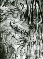 The Mindwolf by Slaughterose