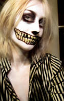 Wicked Cheshire Grin by Slaughterose
