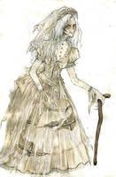 Miss Havisham by Slaughterose