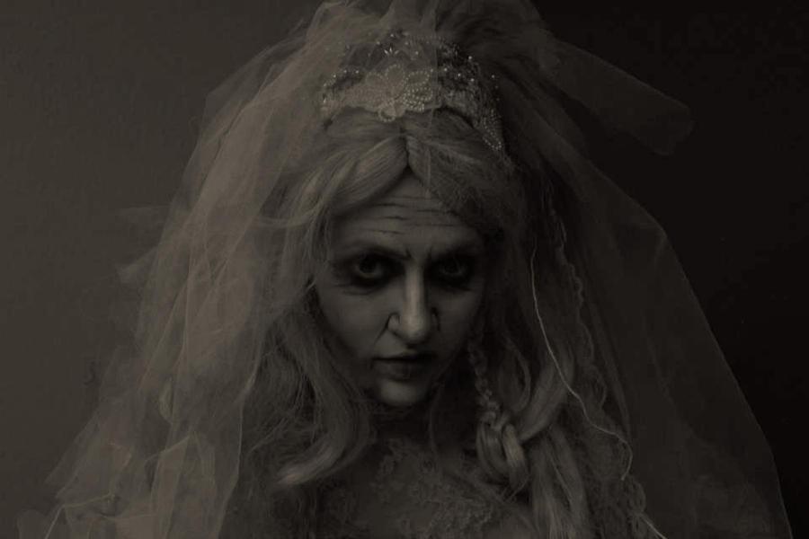 Miss Havisham 2 by Slaughterose on DeviantArt