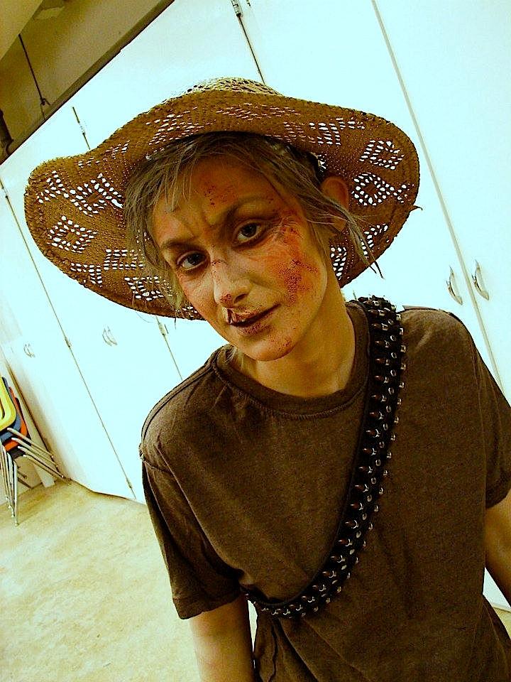 Lizard cosplay - Hills Have Eyes by Slaughterose on DeviantArt