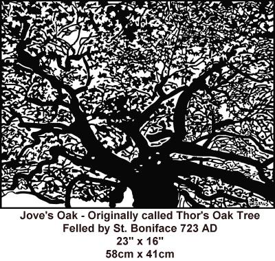 JovesOak by Joepegasus