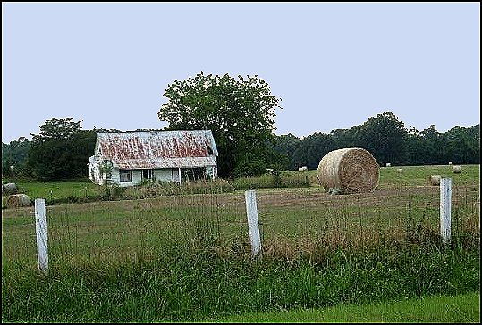 Corner of Brewer and Rt 28, McCormick, SC by Joepegasus