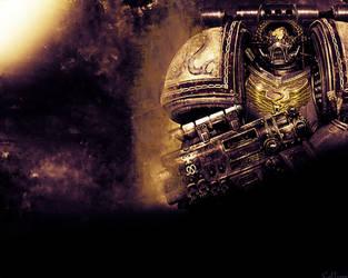 Warhammer 40K Soldier by ColTrane11