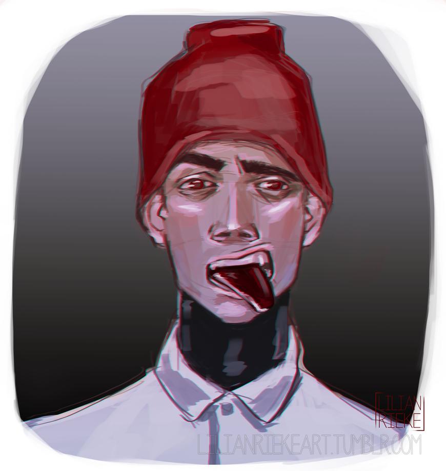 Blehface by LilianRieke