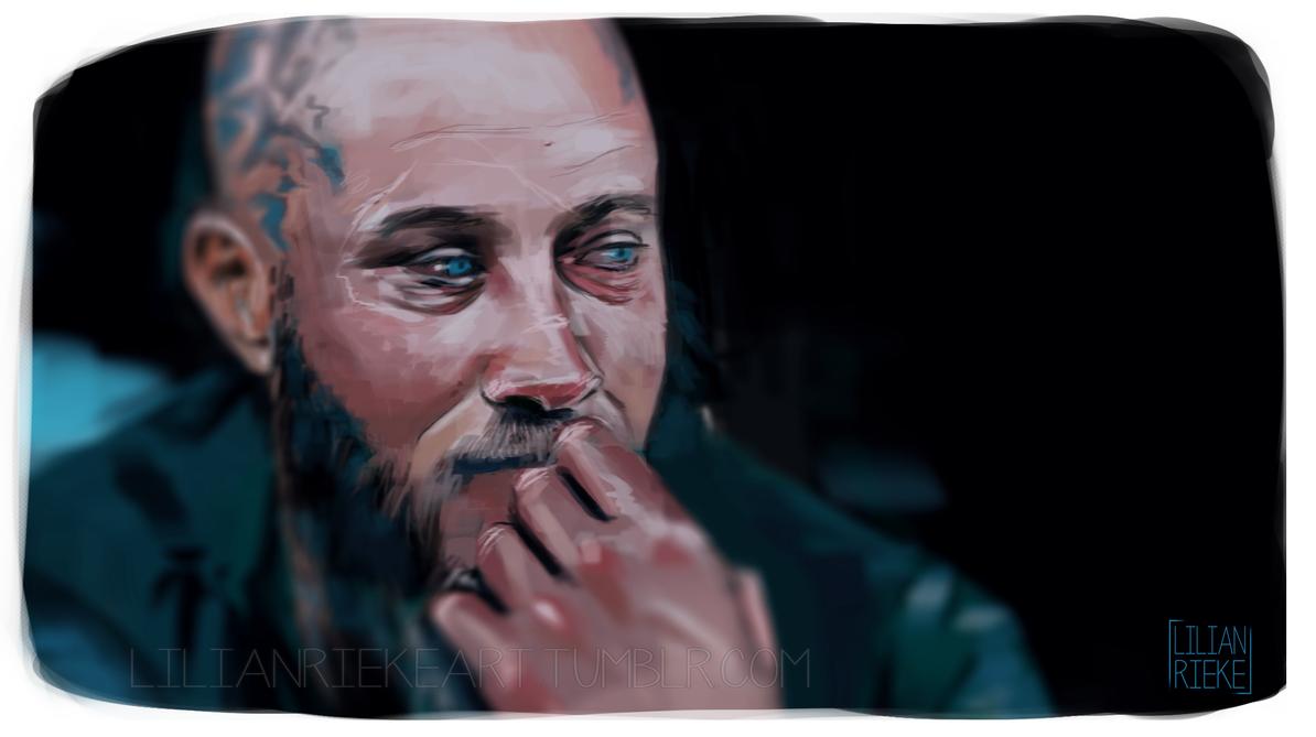 Ragnar Lothbrok by LilianRieke