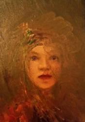 Hypnose   ( acrylic on canvas )