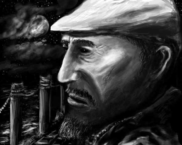 The Captain by Van-Schneider