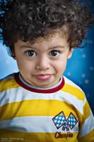 Baby face by Asem-A