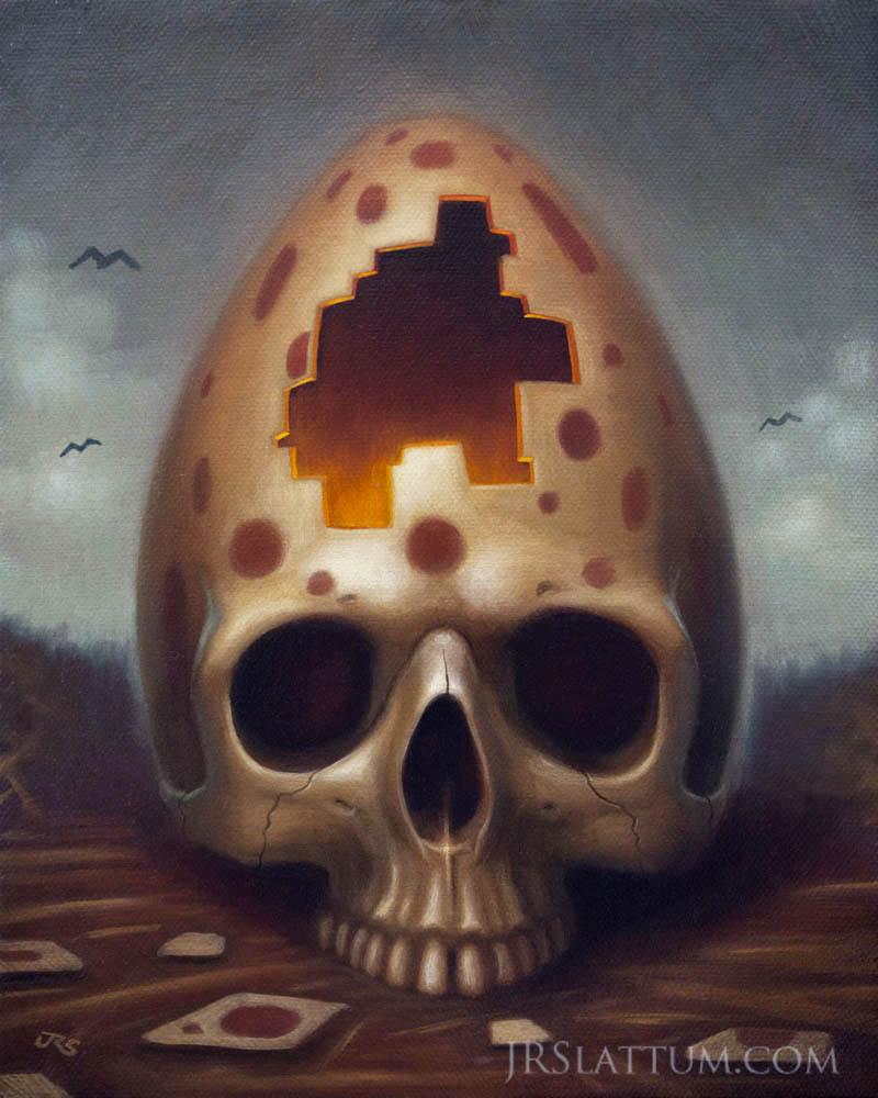Egg by jslattum