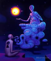 Ghost Signal by jslattum