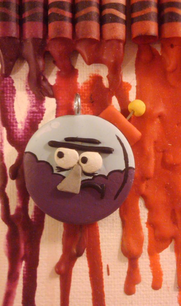 .:RS:Benson Charm:. by purplestarwolf