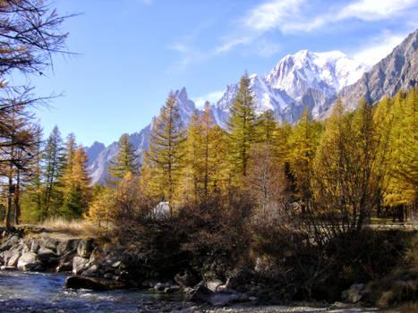 October in the Italian Alps II