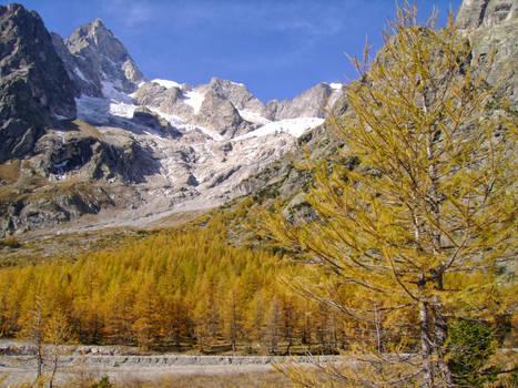 October in the Italian Alps VIII